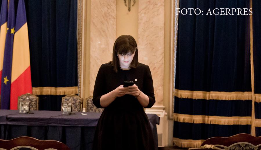 Laura Kovesi: