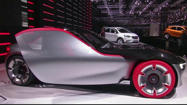 Salonul Auto de la Geneva. EDAG prezinta masina-concept, care se conduce singura si construita cu ajutorul imprimantelor 3D