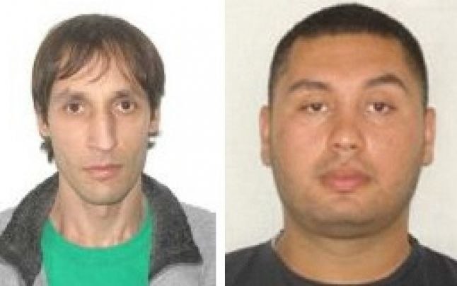Doi barbati au evadat din arestul Sectiei 19 din Capitala. De ce au fost arestati Grosu Costel si Tulli Renato Marius