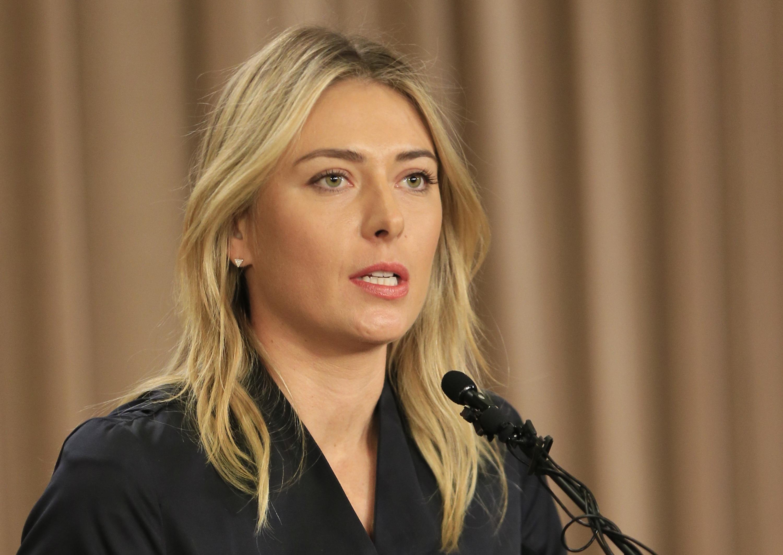 Sharapova risca 4 ani de suspendare dupa testul antidoping pozitiv. Nike suspenda contractul de 70 de mil. cu tenismena
