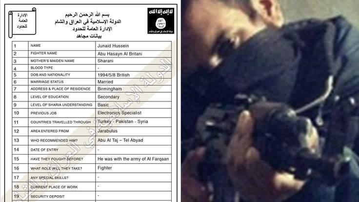 Identitatile a 22.000 de jihadisti, dezvaluite. Un fost membru ISIS a predat un stick USB cu fisiere furate din organizatie