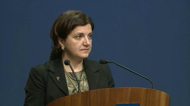 Raluca Pruna ramane Ministrul Justitiei, dupa ce Dacian Ciolos a decis sa nu o demita. Explicatia data de premier