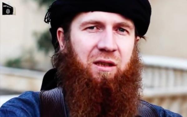 ''Omar Cecenul', mort din punct de vedere clinic. Seful militar ISIS ar fi fost ucis intr-un bombardament american