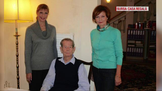 Principesa Margareta a plecat intr-o vizita in Elvetia. Anuntul Casei Regale despre starea de sanatate a regelui Mihai