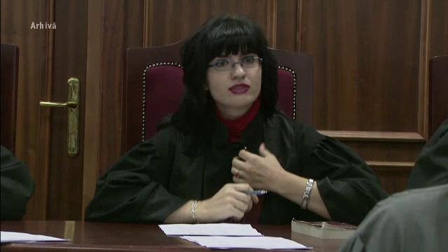 Geanina Terceanu vrea sa demisioneze din magistratura, dupa scandalul mitei primite de la fratii Becali si Cristi Borcea
