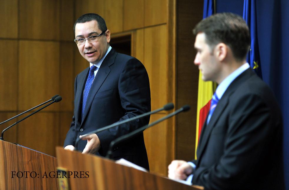 Victor Ponta si Dan Sova, in fata judecatorilor ICCJ intr-un nou termen in dosarul