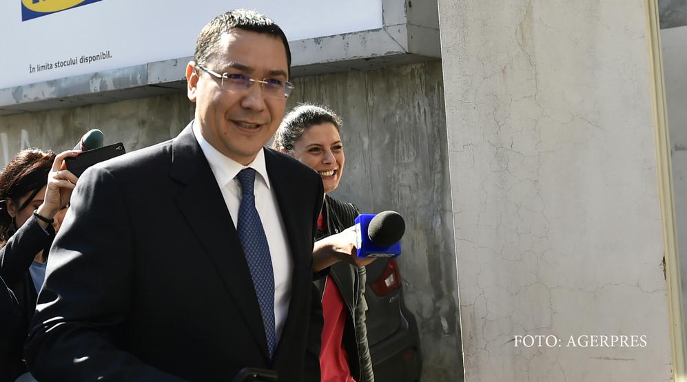 Baroul Bucuresti a amanat pentru 31 august decizia privind excluderea lui Victor Ponta din avocatura
