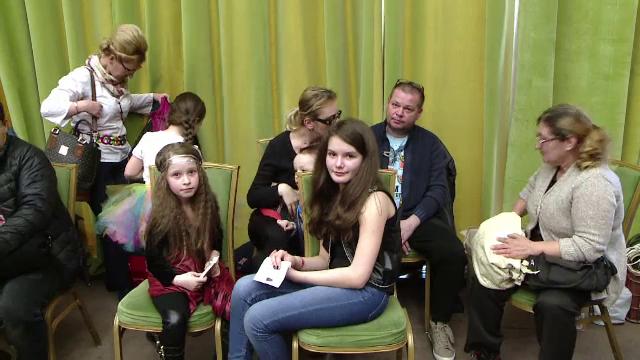 Sute de copii au participat la preselectiile pentru ''Vocea Romaniei Junior'' din Iasi. Cine i-a sustinut pe micii artisti