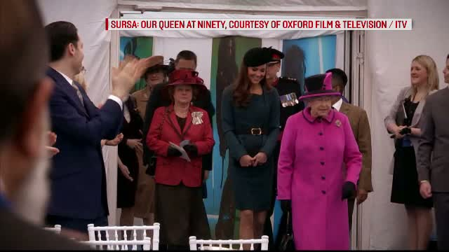 Elisabeta a II-a, la implinirea a 90 de ani. Ce spune Kate despre relatia reginei cu cei doi stranepoti ai sai