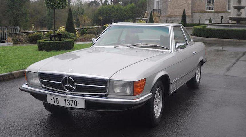 Mercedesul lui Nicolae Ceausescu a fost vandut in cadrul unei licitatii, la Stuttgart. Suma platita de cumparator