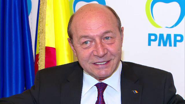 PMP fuzioneaza cu UNPR. Cum va avea partidul lui Traian Basescu de 3 ori mai multi reprezentanti in Parlament