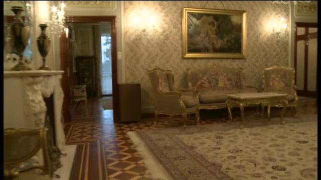 Fosta resedinta a sotilor Ceausescu ar putea fi din nou casa pentru un sef de stat. Vila are o valoare uriasa