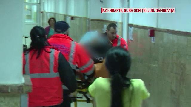 Sase persoane retinute dupa scandalul cu sabii din Dambovita: