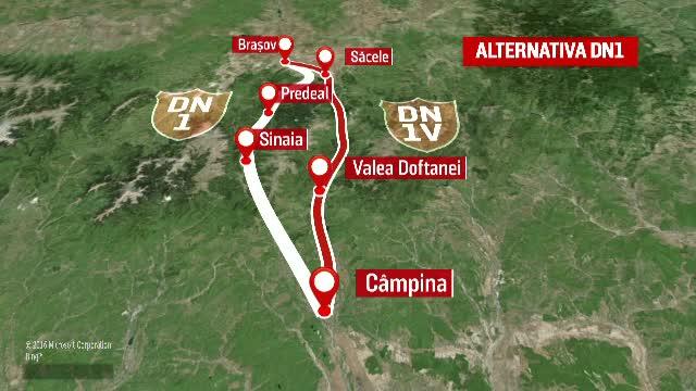 De la Campina, la Brasov, prin Valea Doftanei. Ce efecte reale ar putea avea drumul de vis promis de autoritati
