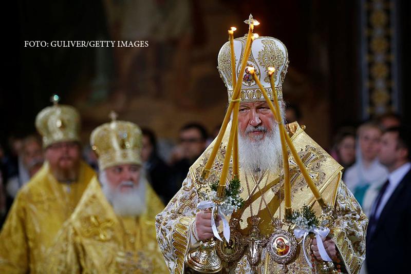 """Patriarhul Kiril dezvăluie cine este """"Antichristul"""" și cum îi va controla pe oameni"""
