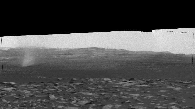 Imaginile uimitoare transmise de robotul Curiosity de pe Marte. Concluzia la care au ajuns cercetatorii pe baza acestora