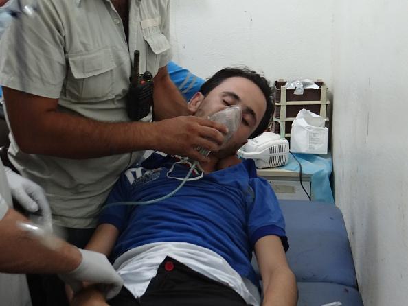 12 civili au fost raniti in primul atac chimic din Mosul. Cine ar fi in spatele atacului care a ranit inclusiv un bebelus
