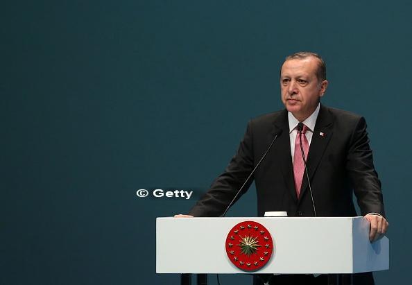 Criza de proportii intre Germania si Turcia. Presedintele Erdogan a acuzat Berlinul ca