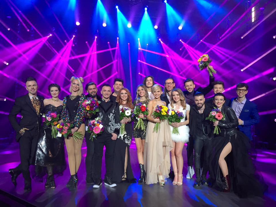 Eurovision 2017: Ana Maria Mirica, Ilinca feat. Alex Florea si Eduard Santha deschid finala Eurovision Romania 2017