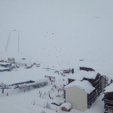 Avalansa produsa pe o pista de schi din Franta nu s-a soldat cu nicio victima