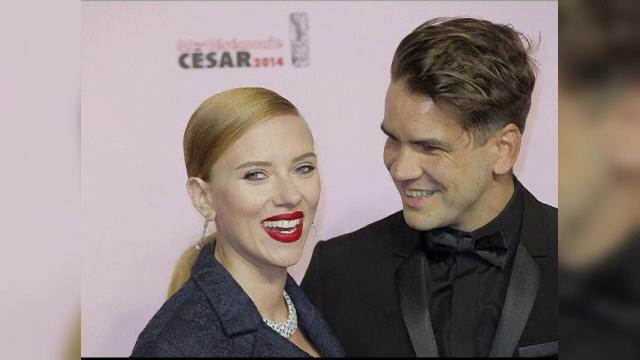 Scarlett Johansson a depus actele de divort. Presa americana anunta o lupta acerba pentru custodia fetitei de 3 ani