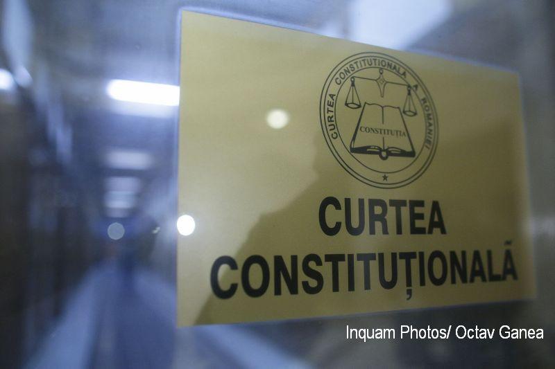 Curtea Constitutionala explica de ce DNA nu putea ancheta OUG 13.