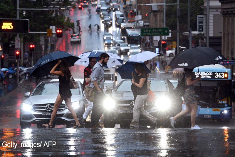 COD GALBEN de ploi si vant puternic in mai multe zone ale tarii. Prognoza meteo pana marti
