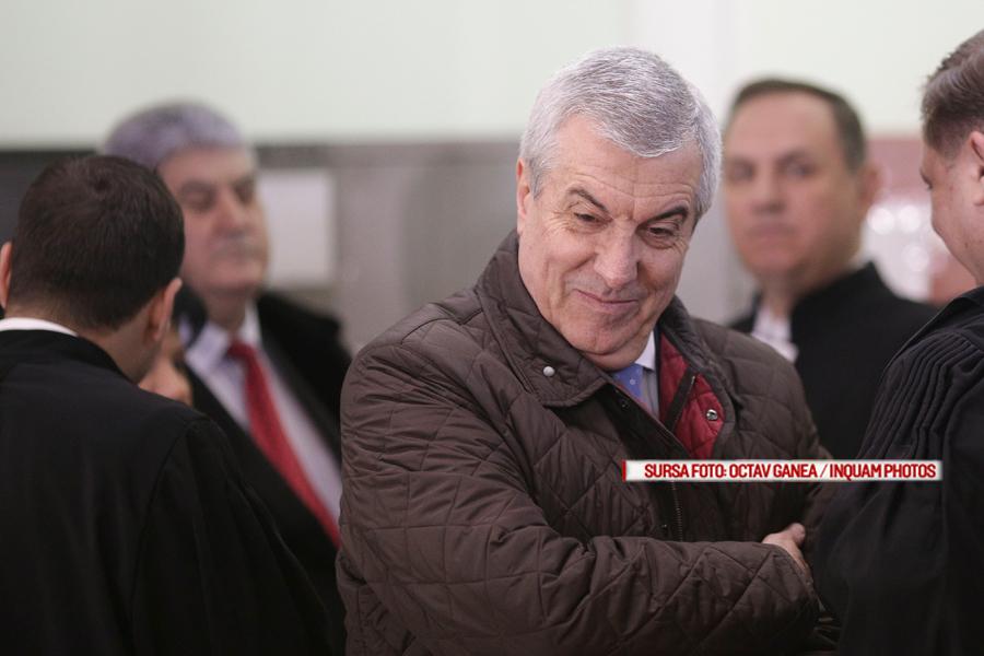 Calin Popescu Tariceanu nu se teme de condamnare in dosarul in care e acuzat de marturie mincinoasa: