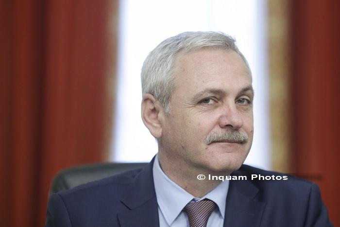 Un jurnalist i-a spus lui Liviu Dragnea ca este un infractor, la iesirea din sediul ICCJ. Reactia presedintelui PSD
