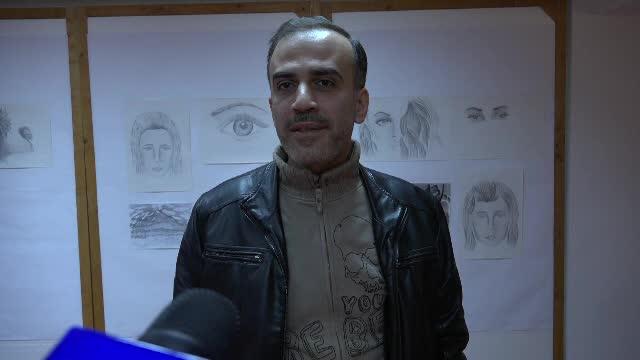 Joburile si salariile oferite la un targ de munca din Maramures. Printre candidati, un refugiat sirian, profesor de franceza