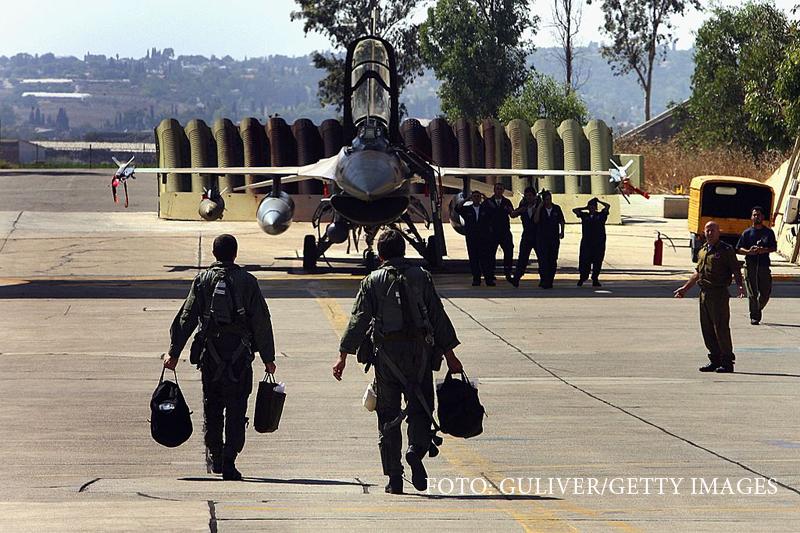 Raid aerian israelian in Siria, un avion ar fi fost doborat de fortele regimului al-Assad. Ce obiectiv militar a fost vizat