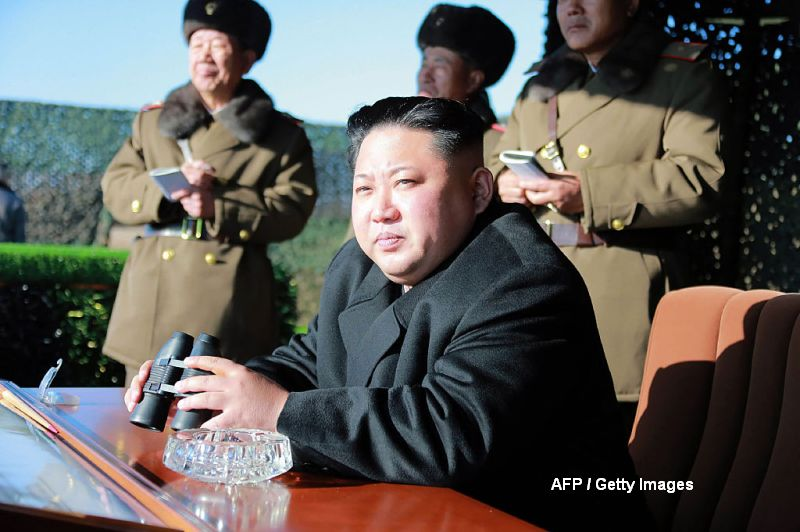 Armata americana, distrusa de nord coreeni intr-un clip de propaganda. Kim Jong-Un ameninta ca va transforma SUA in