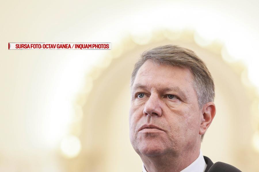 Klaus Iohannis, discurs la summitul PPE: