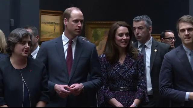 Printul William, prima vizita la Paris dupa ce mama sa a murit aici, acum 20 de ani. Ce program a avut