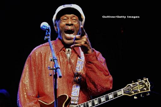 Povestea lui Chuck Berry, simbolul rock-ului. Cum s-a transformat din frizer intr-un model pentru Beatles si Rolling Stones