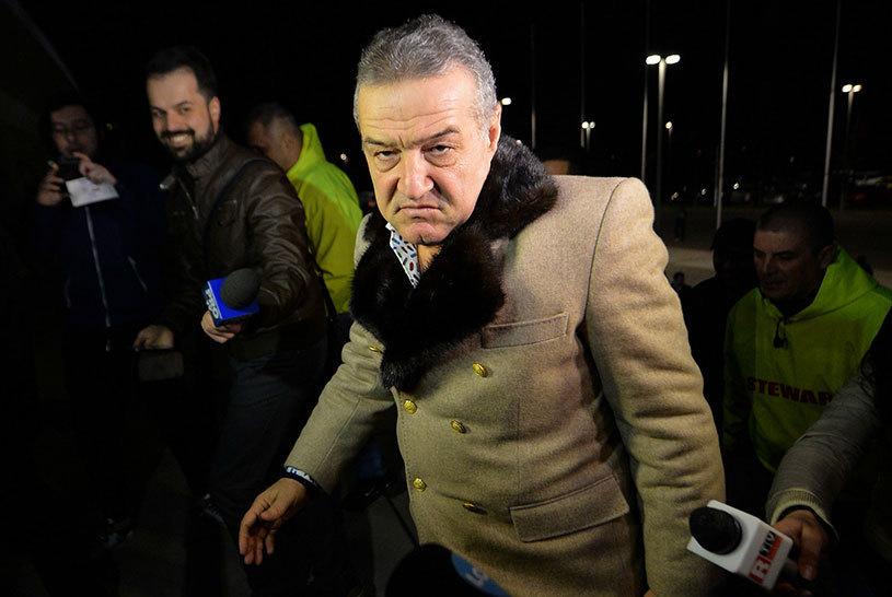Gigi Becali riscă să ajungă din nou la închisoare, din cauza unor amenințări