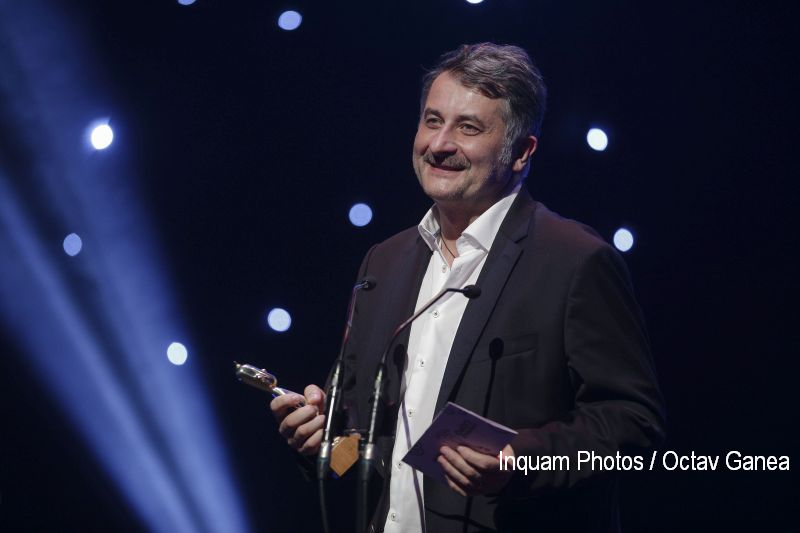 Premiile Gopo 2017. Cei mai buni actori in rol principal: Dana Dogaru si Gheorghe Visu. Cristi Puiu, cel mai bun regizor