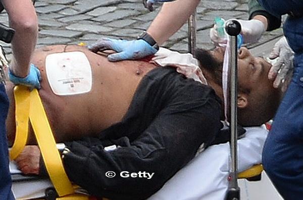 Oficial britanic: Atacatorul de la Westminster avea