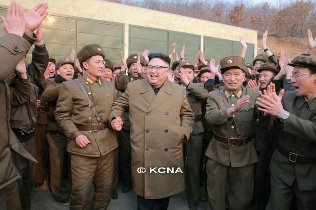 SUA pregatite sa atace preventiv cu bombe si rachete Coreea de Nord. Phenianul ar urma sa efectueze un nou test nuclear
