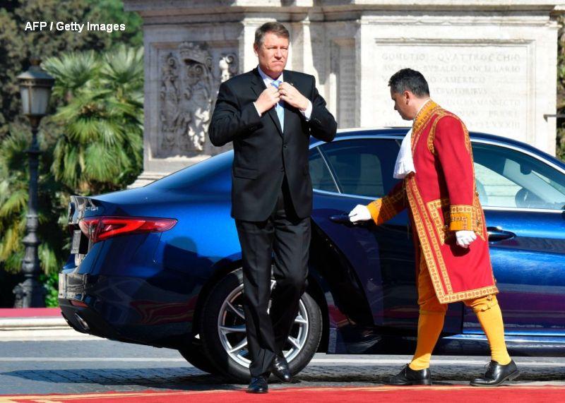 Klaus Iohannis sarbatoreste Pastele la Sibiu. Seful statului va merge la slujba de Inviere la Biserica Romano-Catolica