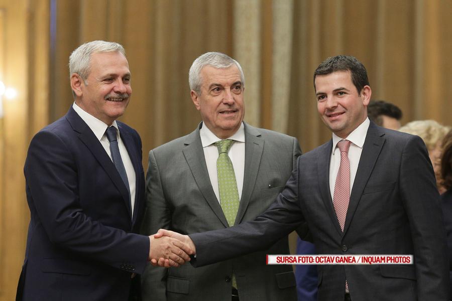 Dragnea ii transmite lui Daniel Constantin sa plece din Guvern. Tariceanu: