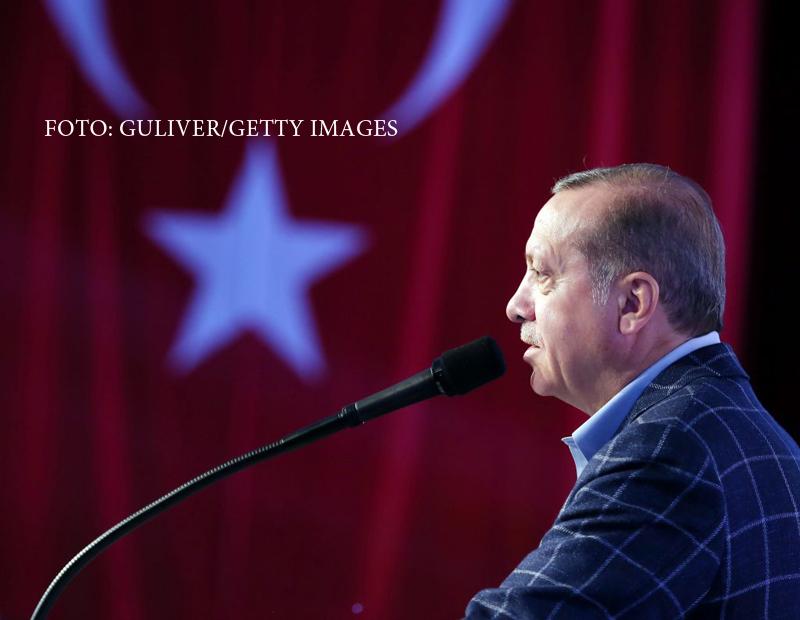 Erdogan anunta referendum privind continuare negocierilor cu UE. Turcia ar putea abandona planul de aderare la Uniune