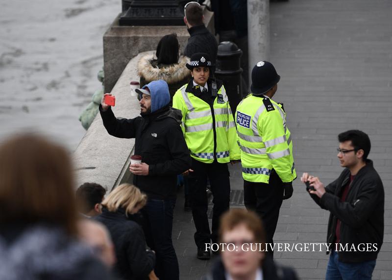 Sotia teroristului de la Londra a condamnat atacul si s-a declarat