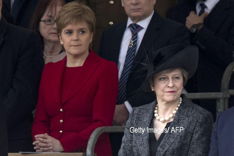 Prim-ministrul scoţian: Theresa May ar trebui să organizeze un nou referendum