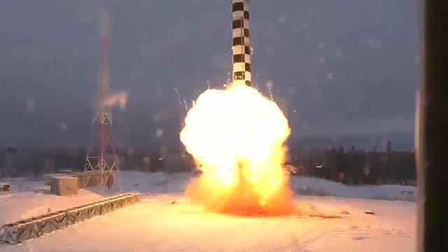 Noile rachete nucleare ruseşti, care pot străpunge scutul de la Deveselu, vor fi gata în 2020