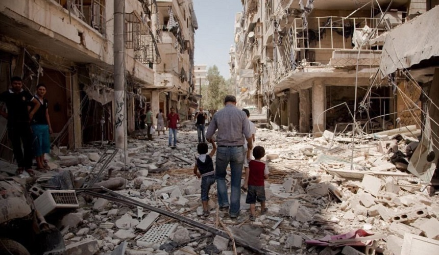 Raid aerian al forţelor turce, în Siria. Cel puţin 36 de soldaţi au fost uciși