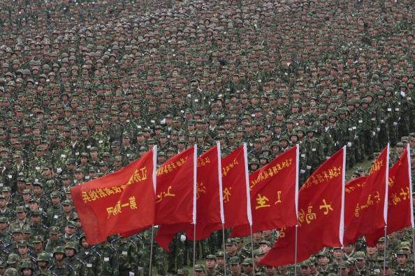 Preşedintele Chinei cere armatei să se axeze pe 'pregătirea de luptă'