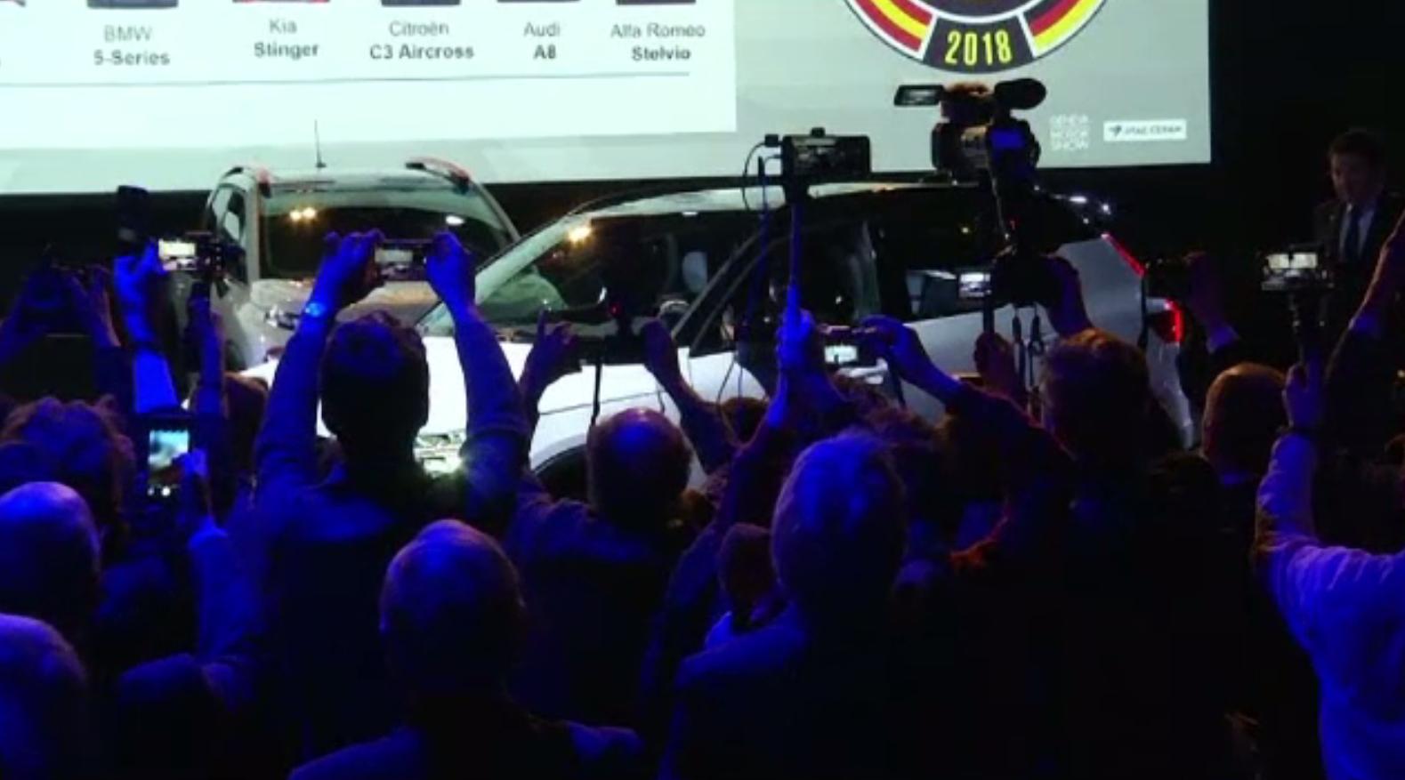 """Titlul de """"Mașina Anului"""", desemnat la salonul auto de la Geneva"""