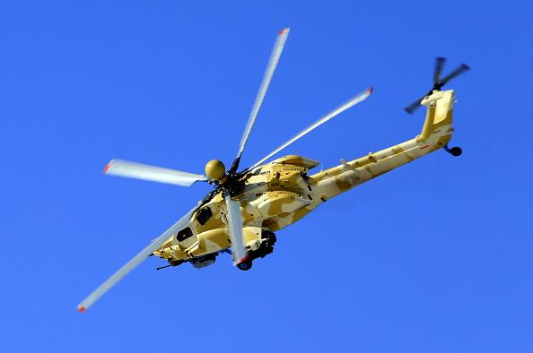 Elicopter prăbușit în Cecenia: cel puțin 7 morți
