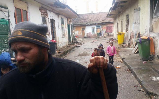 Un clan de romi terorizează un cartier din Timișoara, iar autoritățile sunt neputincioase